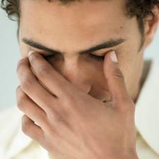 eye twitching blepharospasm